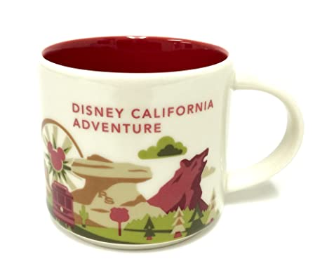 Mug Starbucks Adventure You California Edition Are Disney Here rdoCtsQBxh