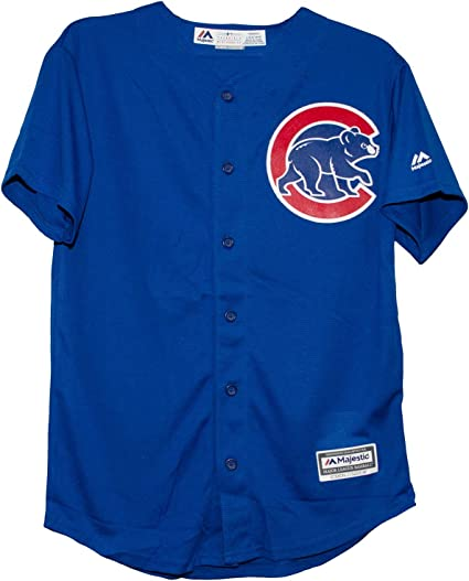 Majestic Athletic Chicago Cubs
