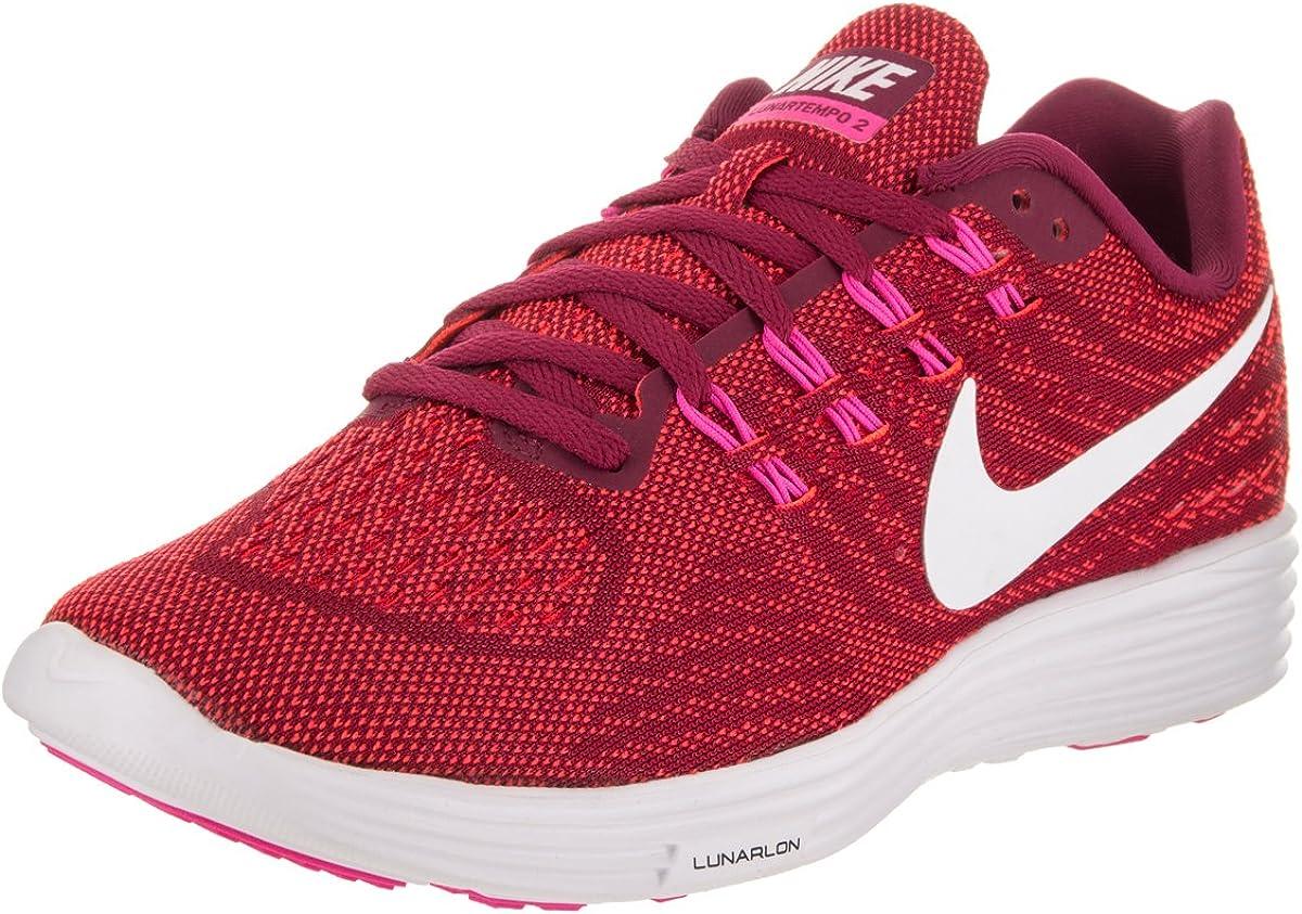 Nike 818098-602, Zapatillas de Trail Running para Mujer, Rojo (Noble Red/White-Bright Crimson), 44 EU: Amazon.es: Zapatos y complementos