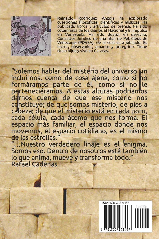 ¡ASÓMBRATE!: SOMOS ENIGMA (Spanish Edition): REINALDO RODRÍGUEZ ANZOLA: 9781521871447: Amazon.com: Books