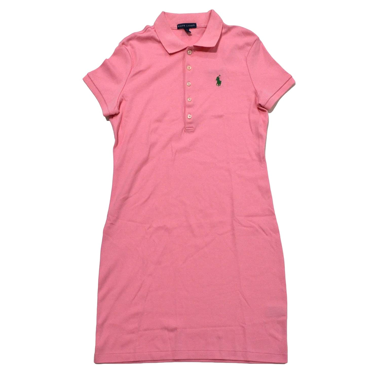 Ralph Lauren Sport Womens Polo Dress with Pony Player Logo at Amazon