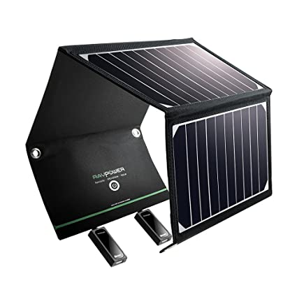 Review RAVPower Solar Charger 16W