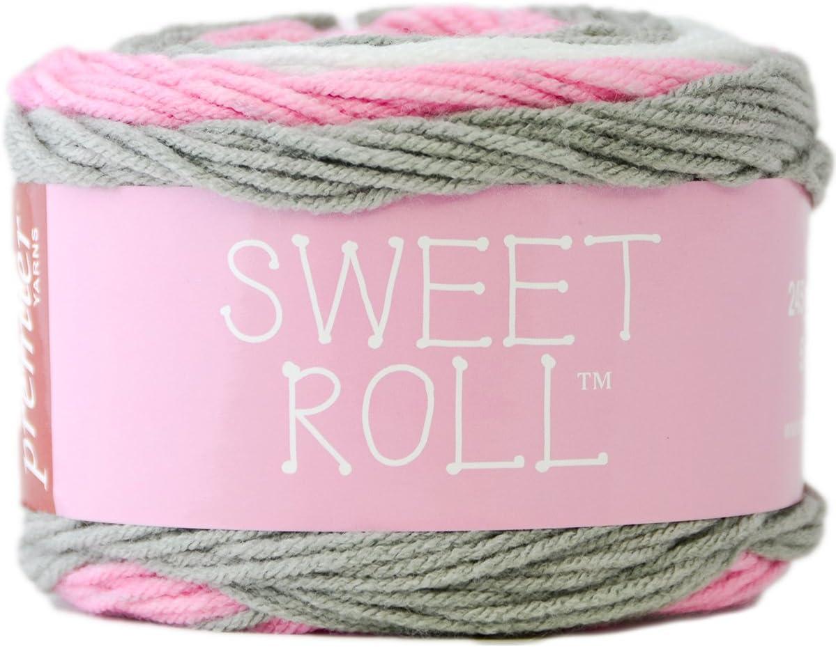 Premier Yarns 1047-34 Sweet Roll Yarn-Bubble Pop