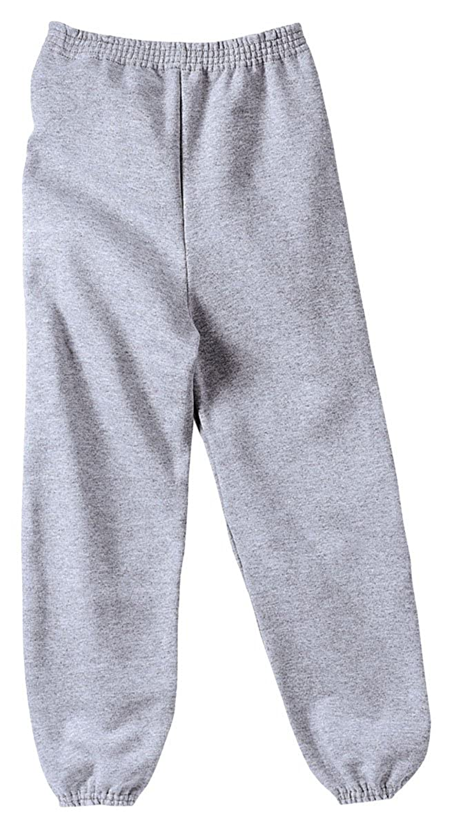 Ath Heather Port /& Company Youth Sweatpant S