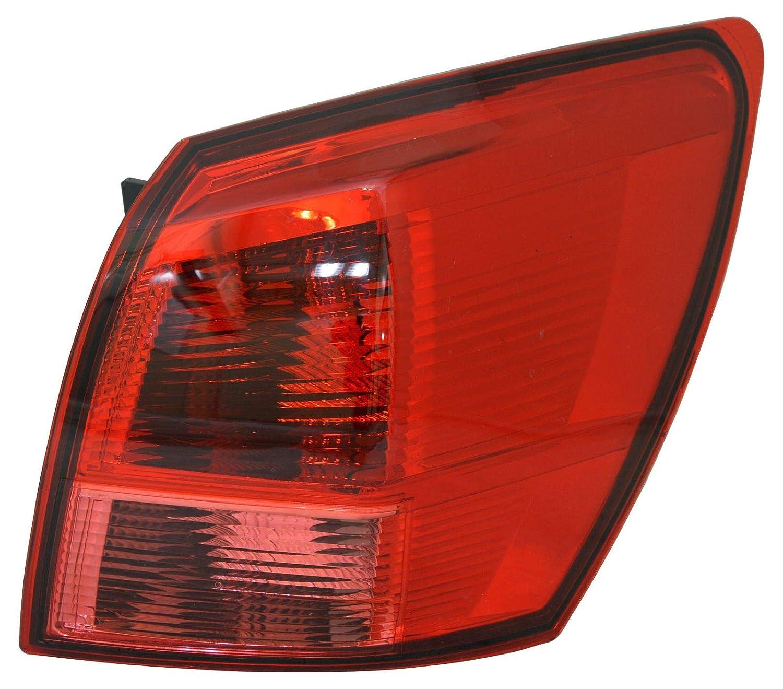 Tenzo-R 30841 R/ückleuchte Aussen rechts Beifahrerseite
