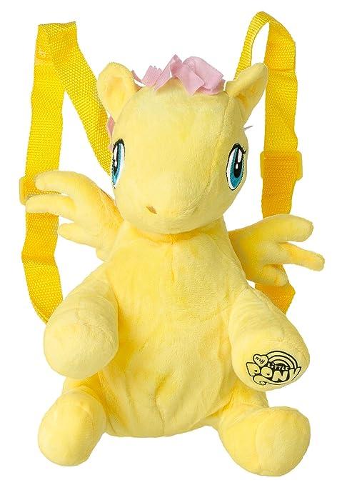 c4ef22b71a My Little Pony Zaino per bambini 3D peluche (Fluttershy): Amazon.it ...