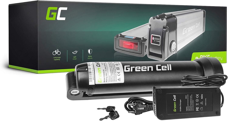 Green Cell EBIKE - Pilas de Repuesto para Bicicleta eléctrica (36 ...
