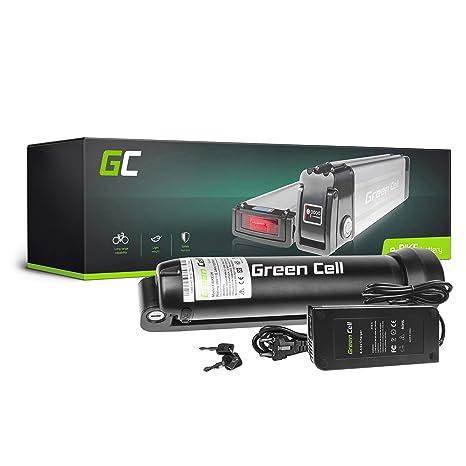 GC® Batería E-Bike 36V 5.2Ah 187Wh Pedelec Bottle con Celdas ...