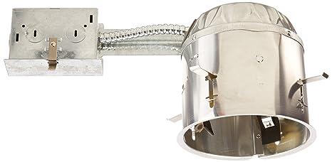 elco lighting el55rica 5 airtight ic shallow remodel housing