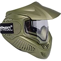Valken Paintball MI-7 Goggle/Mask with Dual Pane Thermal Lens