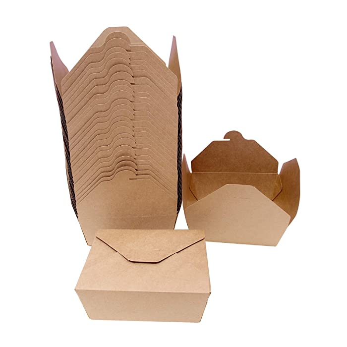 The Best Small Disposable Food Foldable Box