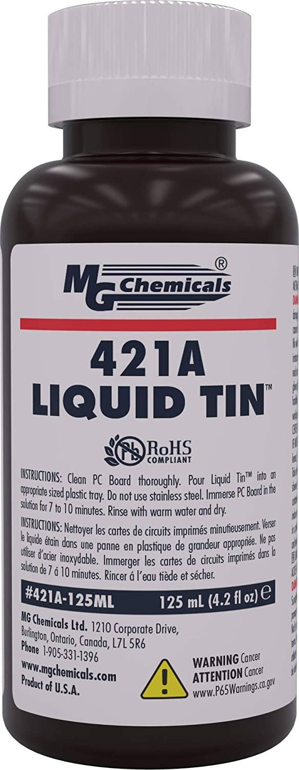 MG Chemicals Discontinued
