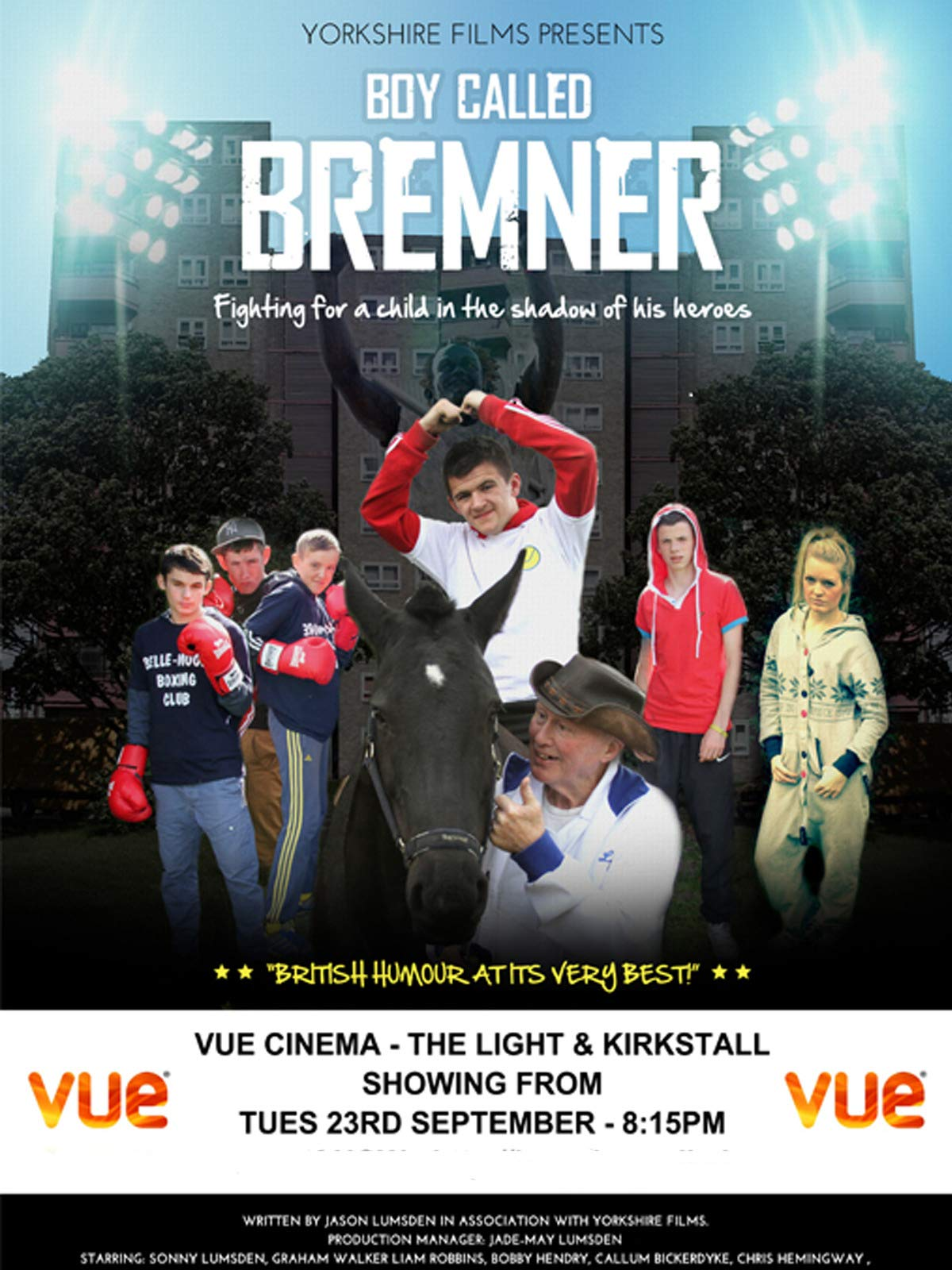 Boy Called Bremner