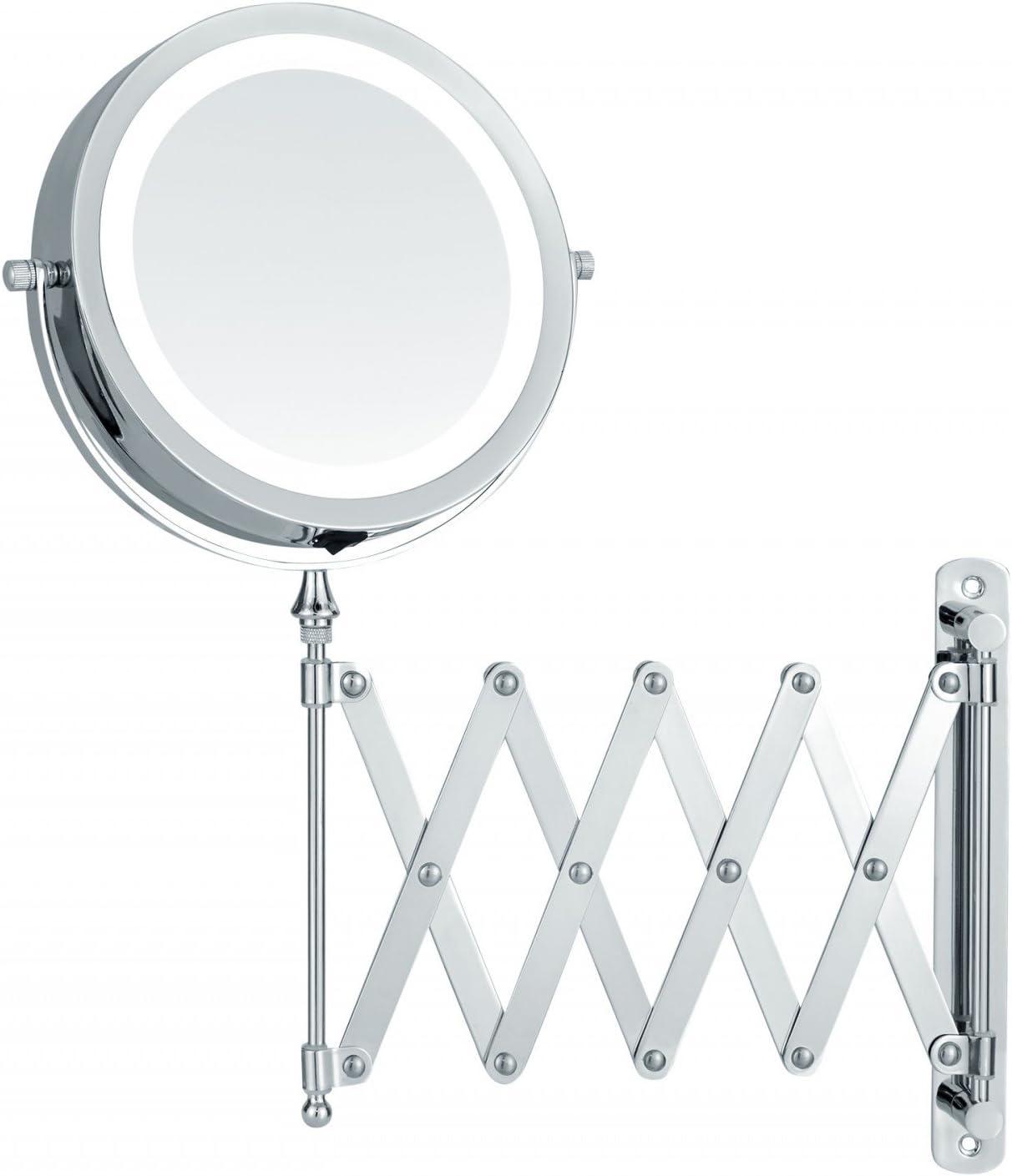 5M L/änge Make Up Licht 45 Leds SZILBZ Led Spiegelleuchte RGB und Kaltwei/ß LED Schminkspiegel Kit spiegel beleuchtung mit 45 Leds