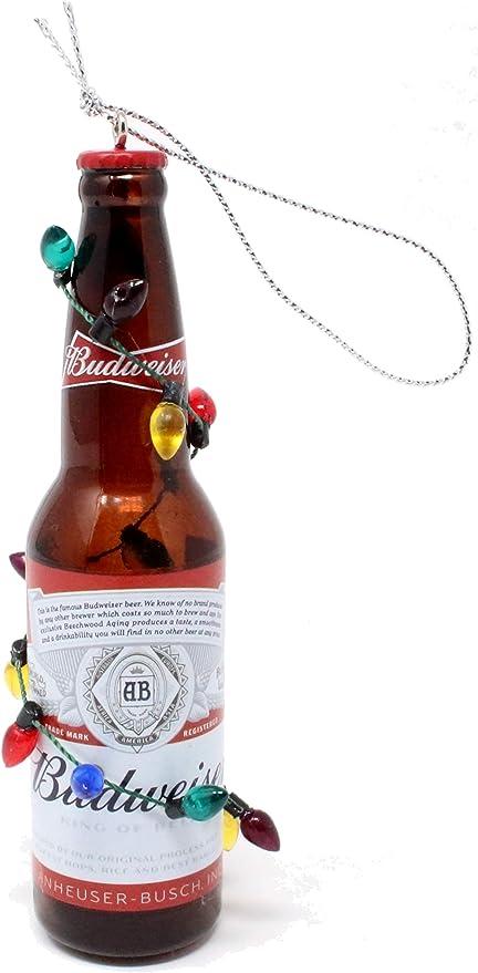 Budweiser Kurt Adler Light Set  Mini Battery Operated mint in box