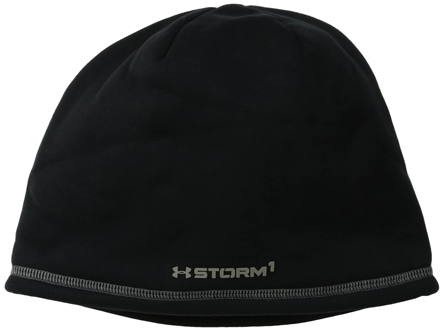 53763aa27c7 Amazon.com  Under Armour Men s Storm ColdGear Infrared Elements 2.0 Beanie