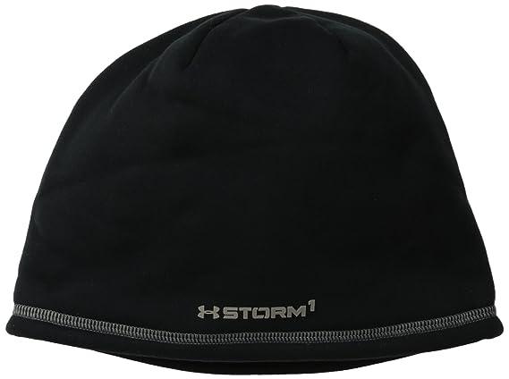 Amazon.com  Under Armour Men s Storm ColdGear Infrared Elements 2.0 Beanie fa7b5ea6072