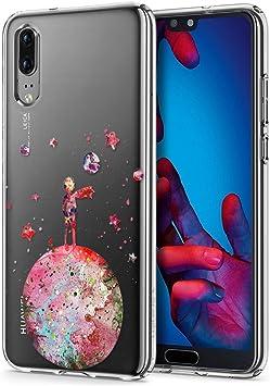 YOEDGE Funda Huawei P20 Ultra Slim Cárcasa Silicona Transparente ...