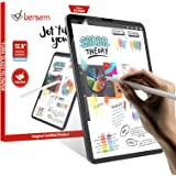 BERSEM[3 PACK]Paperfeel Screen Protector Compatible with iPad Pro 12.9(2020 and 2018 Model),iPad Pro 12.9 Screen Protector Pa