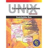 UNIX CONCEPTS AND APPLICATIONS