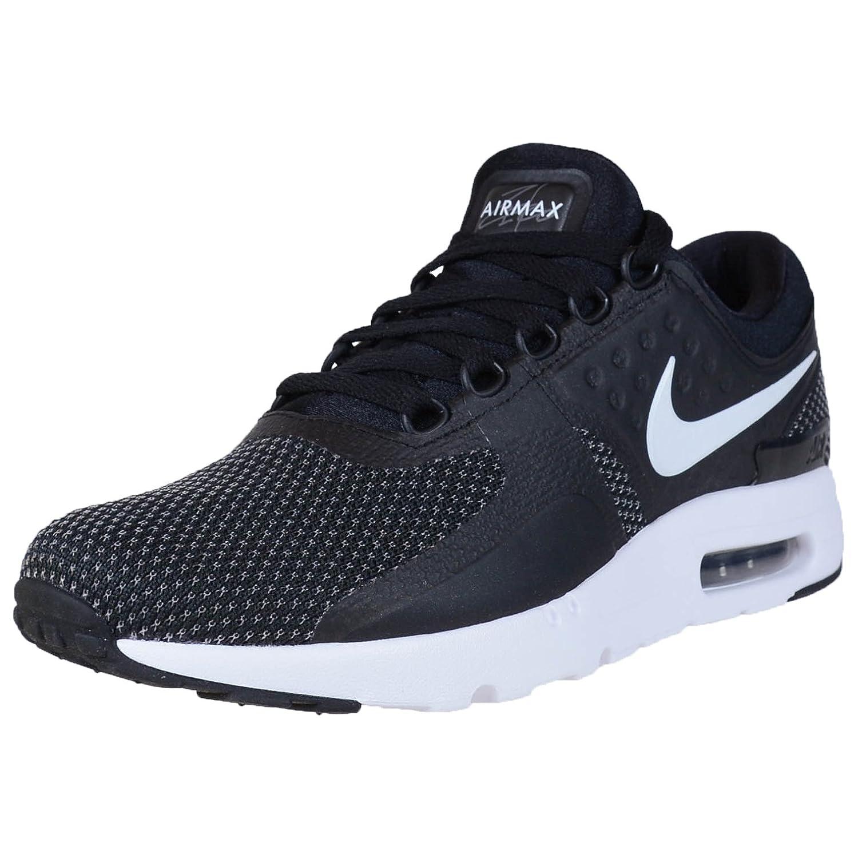 NIKE Air Max Zero Essential Mens Running Shoes B01N7QUQZW 9 D(M) US|Black / White-dark Grey