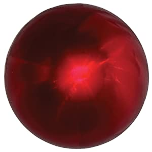 Very Cool Stuff RED04 Gazing Globe Mirror Ball, Red, 4-Inch