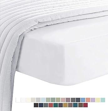 400 TC fils au pouce 100/% Coton Égyptien housses de couette extra profonde Fit draps plats