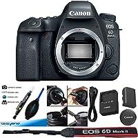 EOS 6D Mark II DSLR Camera (Body) - Deal Expo Bundle