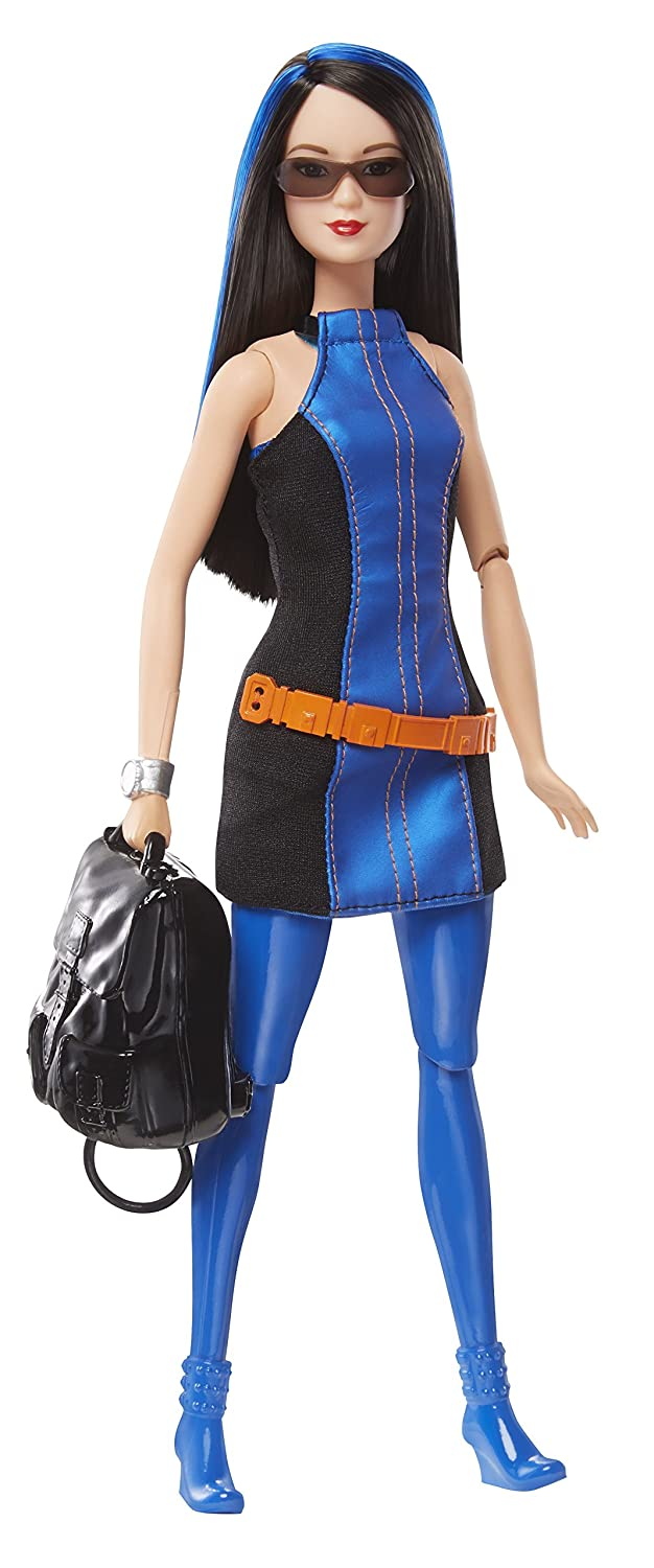 Barbie Mattel Spy Squad - Renee Bambola