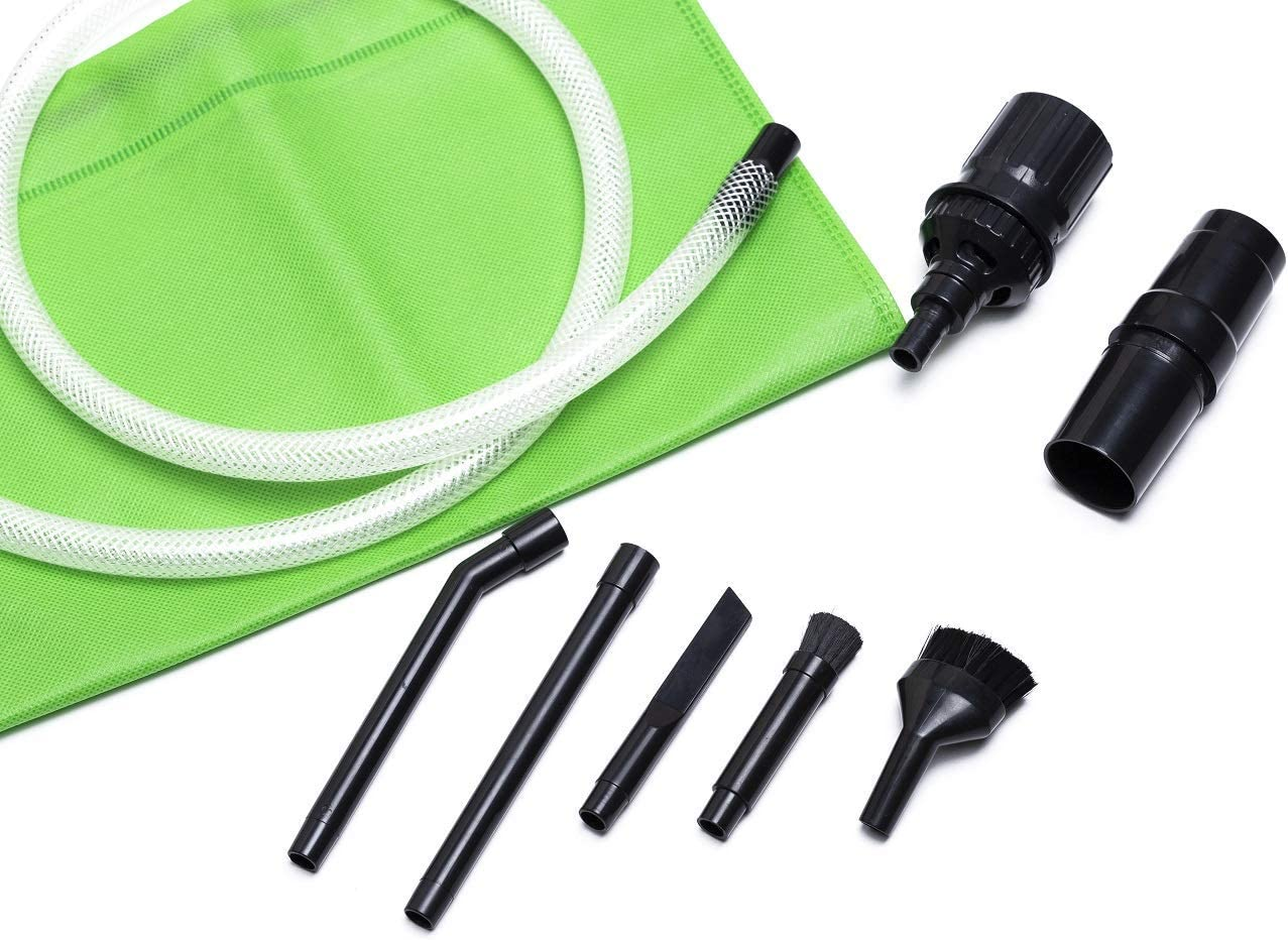 Round Friction Fit Type Wands Green Label Micro Vacuum Attachment ...