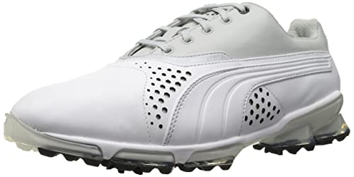 Puma Men s Titantour Golf Shoe White  Amazon.co.uk  Shoes   Bags 8c362732c
