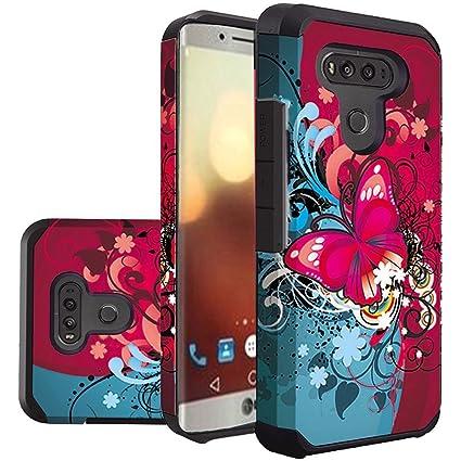 Amazon.com: De goma para LG G6 teléfono móvil [Storm comprar ...