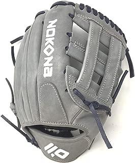 product image for Nokona American Kip 11.5 H Web Baseball Glove Navy Laces Right Hand Throw