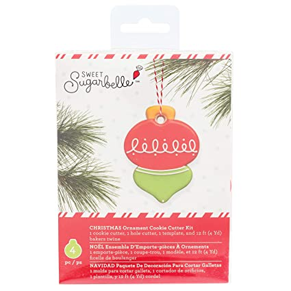 Sweet Sugarbelle 350338 Christmas Ornament Kit Mutli