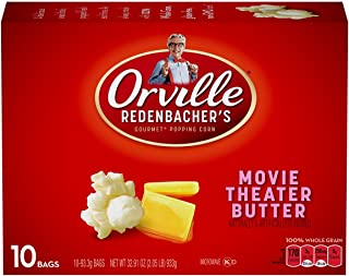 product image for Orville Redenbacher Movie Theatre Butter Popcorn, 10-Count (Pack of 3)