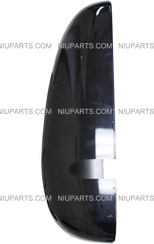 Door Mirror Power Heated Black Fit: Kenworth T660 T370 T270 T170 T800 T470 T440 Passenger Side