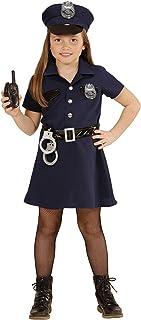 WIDMANN 49085kids cop costume, size 6