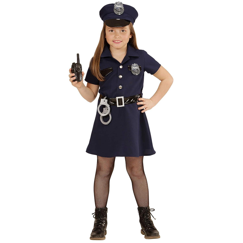 WIDMANN 49086 ? Disfraz para niños Agente de Policía, vestido ...