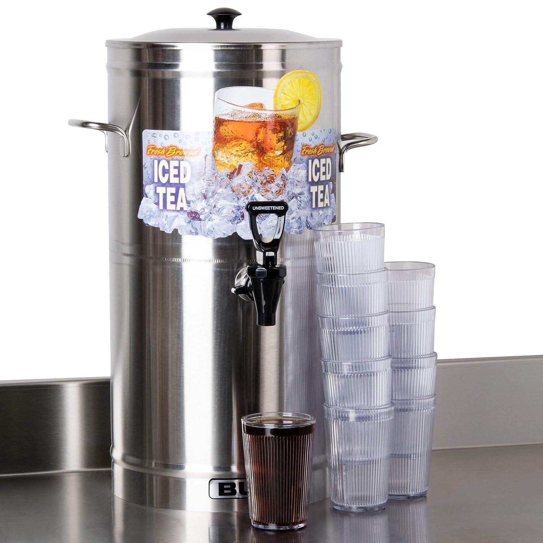 Bunn 33000.0000 BUNN Iced Tea Dispenser 3 Gallon Urn TDS-3