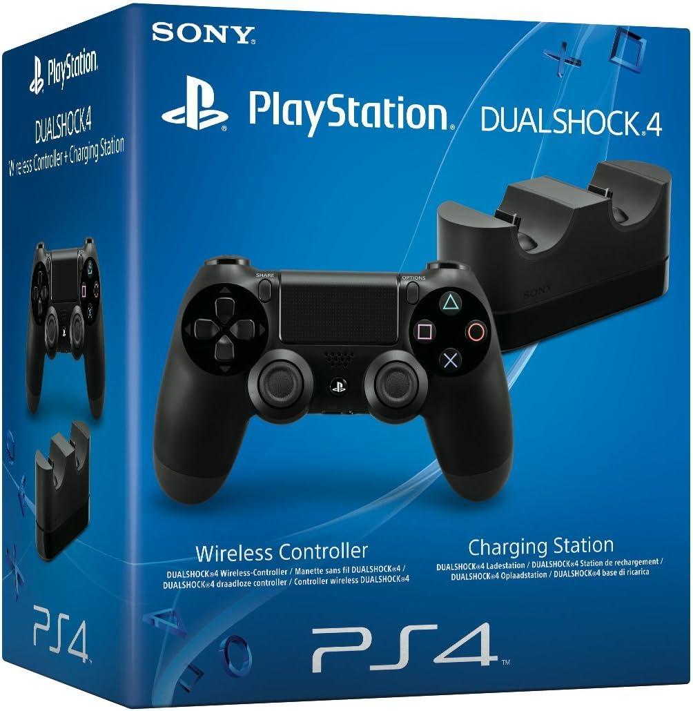Sony Dualshock 4 - Volante/Mando (Gamepad, Inalámbrico, Playstation 4, Bluetooth, D-Pad, Analogue/Digital): Amazon.es: Informática