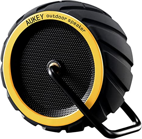 AUKEY Outdoor Speakers Bluetooth 4.0 Wireless Stereo: Amazon