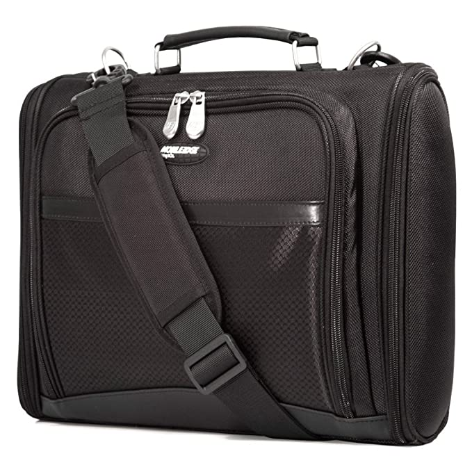 ed7eec4c347e Amazon.com: Mobile Edge Black Express 2.0 Laptop Briefcase 17.3 Inch ...