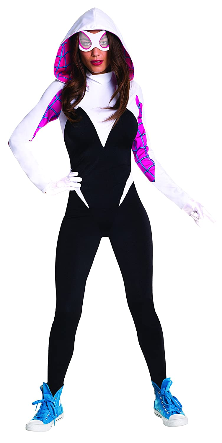 Marvel Halloween Costumes Diy.Marvel Hero Spider Gwen Gwen Stacy Adult Costume 4 Sizes