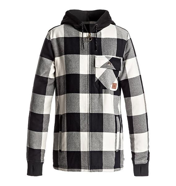 DC Shoes Backwoods - Camisa técnica de Snowboard - Mujer - S: Amazon.es: Ropa y accesorios