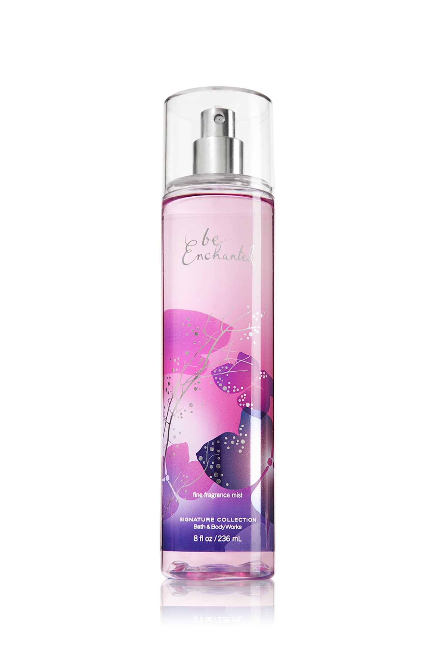 Bath and Body Works Fine Fragrance Mist, Be Enchanted, 8.0 Fl Oz