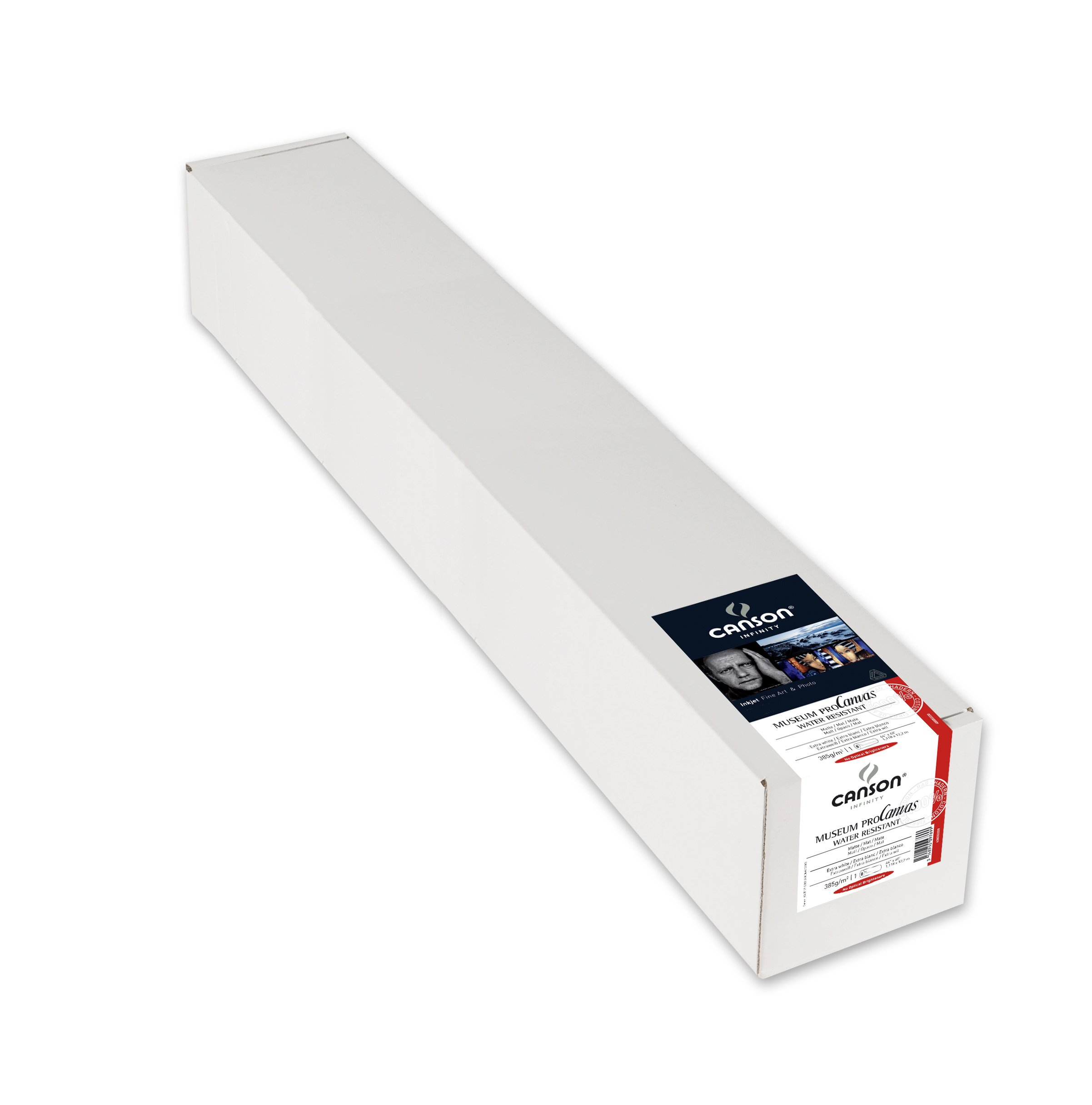 Canson Infinity Museum Pro Canvas Matte, 44 Inch x 40 Foot Roll by Canson