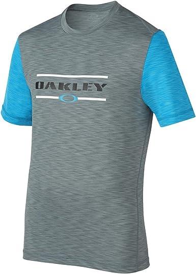 Oakley – Camiseta de Manga Corta para Surf té: Amazon.es: Ropa y accesorios