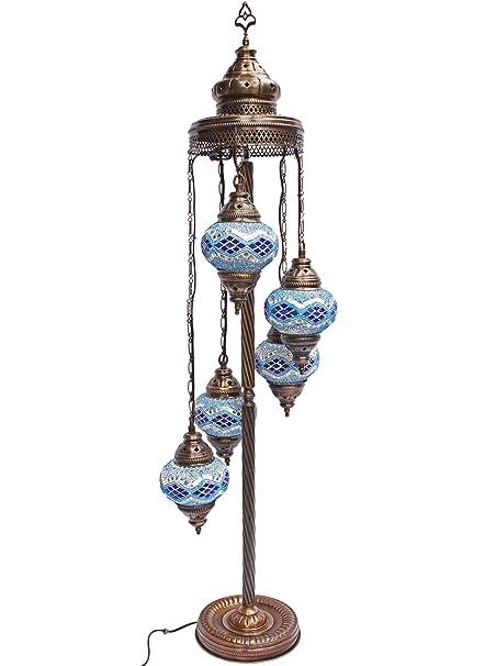 Mosaic Lamps, Turkish Lamp, Moroccan Lamps, Floor Lamps, Floor ...