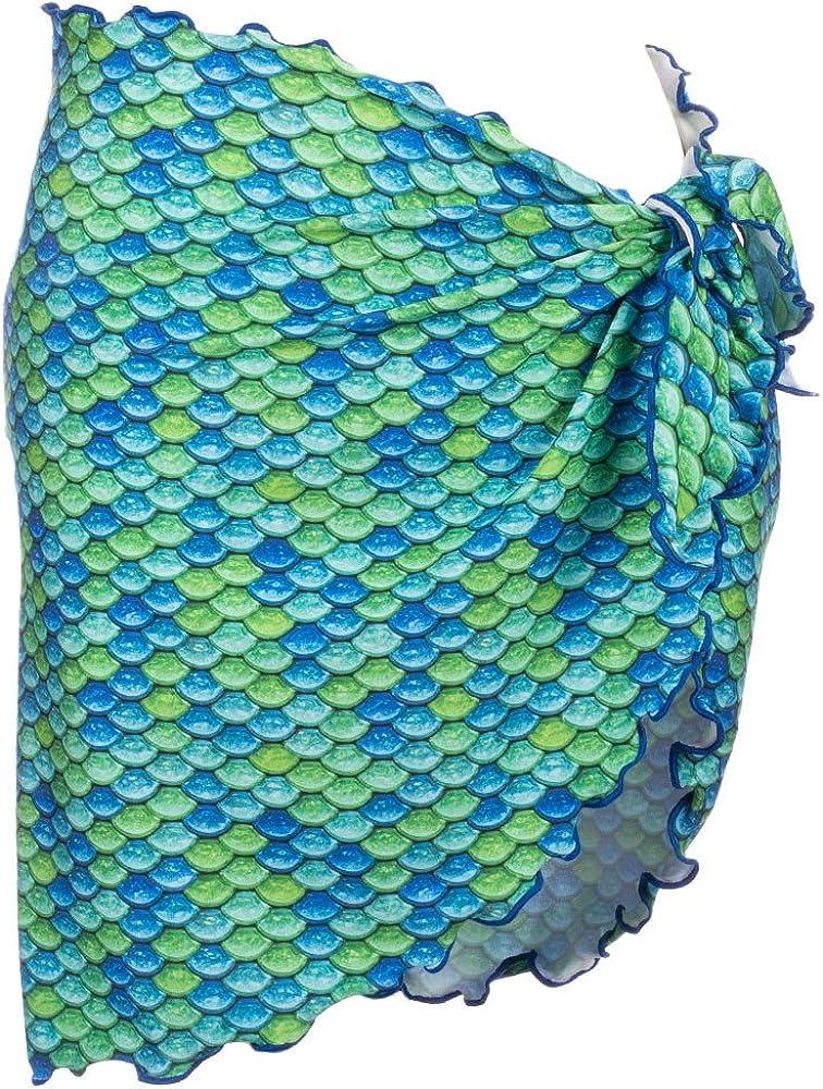 Tidal Teal Fin Fun Mermaid Scale Headband