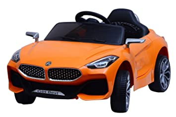 Buy Getbest Z4 Bmw Kids Ride On Car 12v Battery Operated Orange